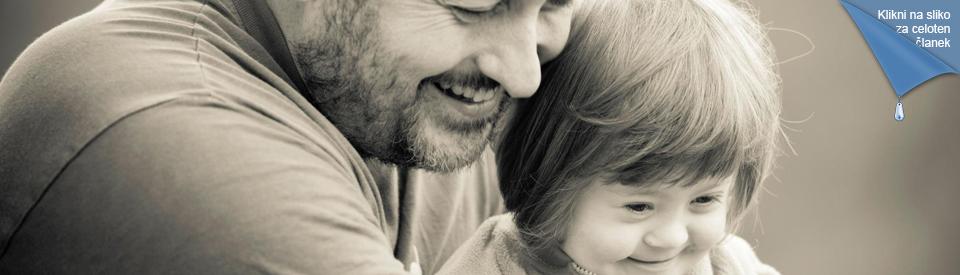 Svetovanje družinam z otroki z DS