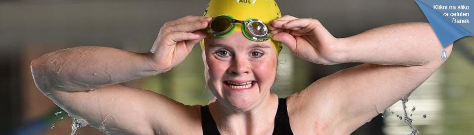 Mednarodno tekmovanje v plavanju