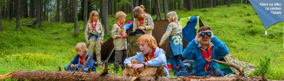 tabor za najstnike